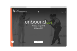 Unbound Live Large Content Example