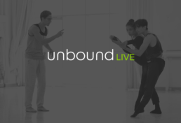 Unbound Live Logo with Photo